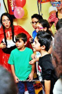 Animación infantil para fiestas en Galicia