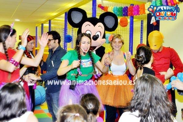 Fiestas Infantiles en A Coruña