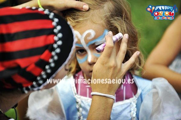 Cumpleaños de niños en Galicia