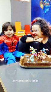 Cumpleaños infantiles en Galicia
