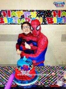 Cumpleaños infantiles en Galicia a domicilio