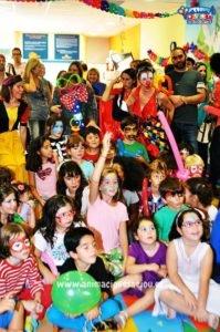 Fiestas infantiles de Galicia a domicilio