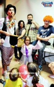 magos para fiestas infantiles en Galicia