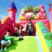 castillos hinchables para fiestas infantiles galicia