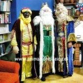 reyes magos domicilio navidad galicia