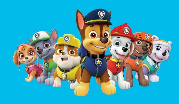 Animaciones para fiestas de cumpleaños infantiles de la patrulla canina en Galicia