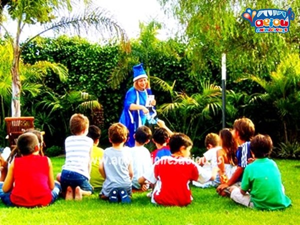 Animadores para bautizos en Galicia