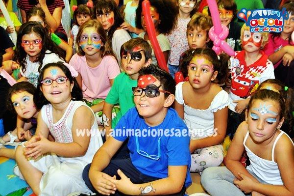 Animadores para fiestas de cumpleaños infantiles de la patrulla canina en Galicia