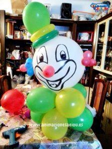 Decoración de cumpleaños a domicilio en Galicia