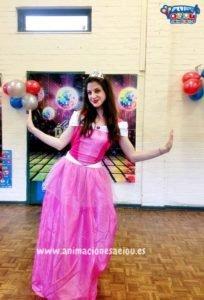 Fiestas infantiles de Princesas en Galicia