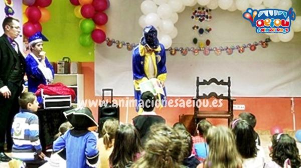 Magos para cumpleaños infantiles en Galicia