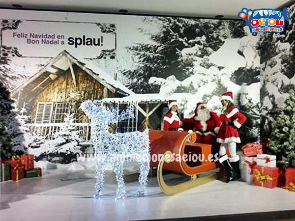 Papá Noel en Galicia