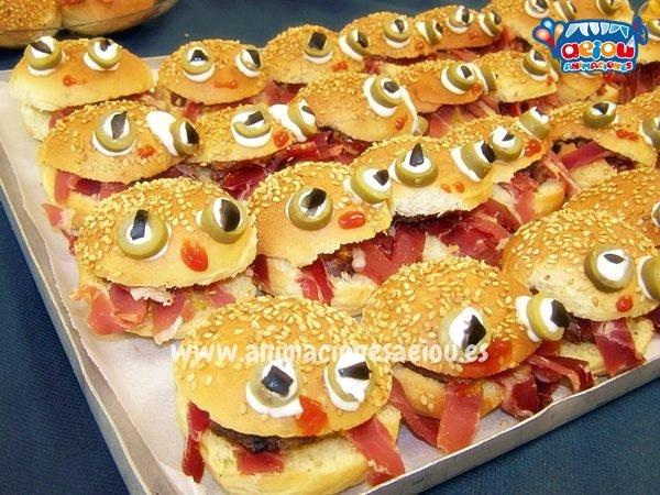 Catering para fiestas infantiles en Galicia