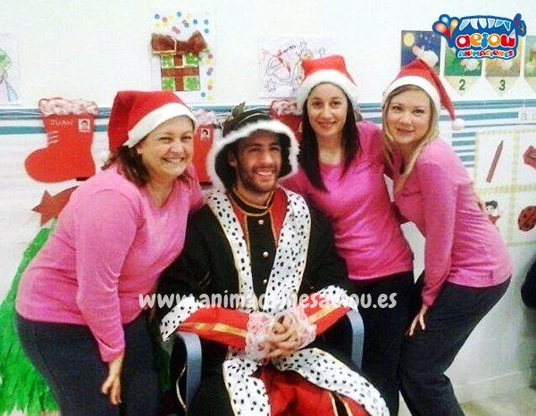 Fiestas infantiles de Navidad en Galicia