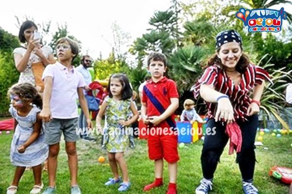 Animación infantil para fiestas en Lugo