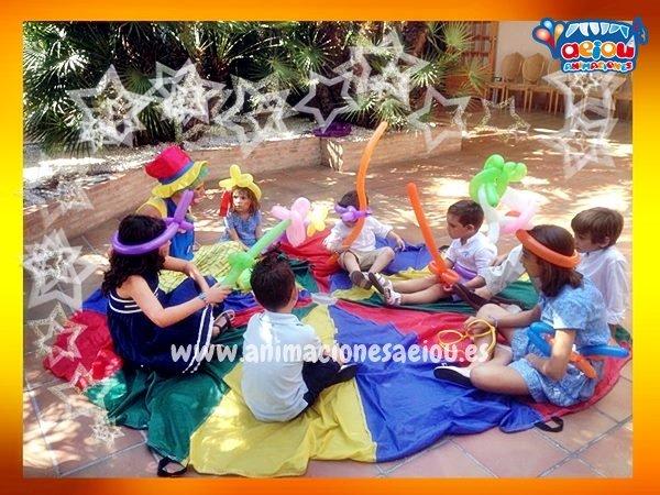 Animaciones de fiestas infantiles en Ourense