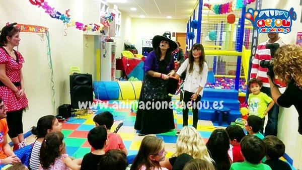 Animación de cumpleaños infantiles en Barco de Valdeorras