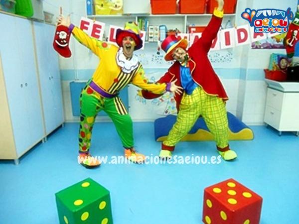 Animación para fiestas de cumpleaños infantiles en Cangas