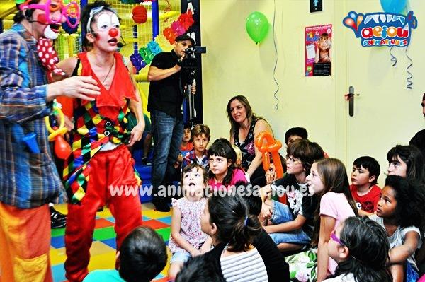 Animación para fiestas de cumpleaños infantiles en Chantada