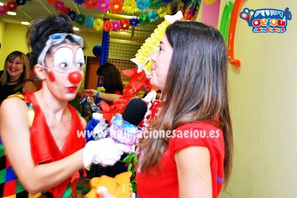 Animación para fiestas de cumpleaños infantiles en Monforte de Lemos