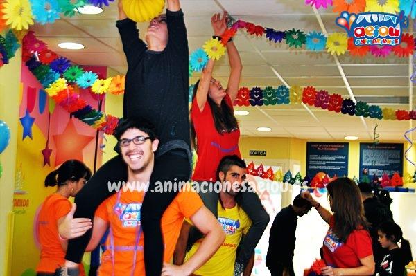Animación para fiestas de cumpleaños infantiles en Pereiro de Aguilar