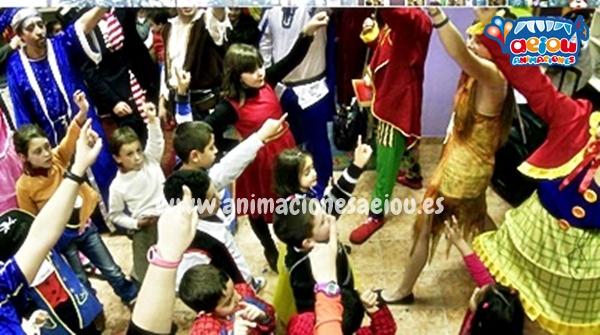Animación para fiestas de cumpleaños infantiles en Ribadeo