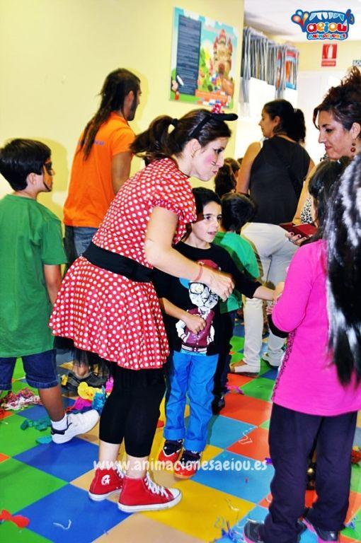 Animación para fiestas de cumpleaños infantiles en Sarria