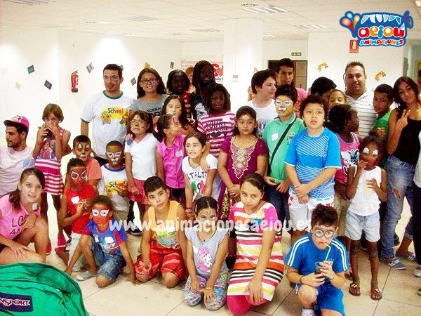 Animación para fiestas de cumpleaños infantiles en Vigo