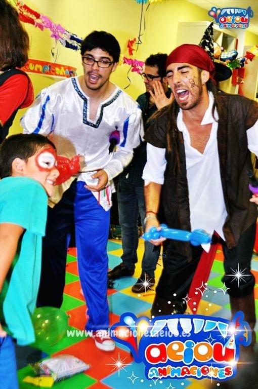 Animaciones de Fiestas Infantiles en Monterrei