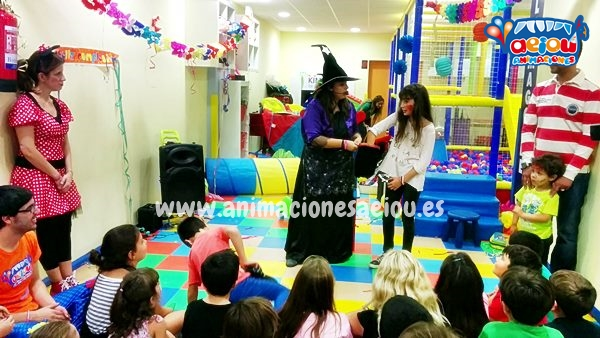Animaciones de Fiestas Infantiles en Narón