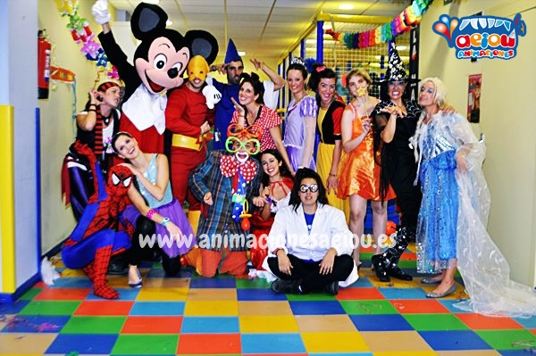Animaciones para fiestas de cumpleaños infantiles y comuniones en Barco de Valdeorras