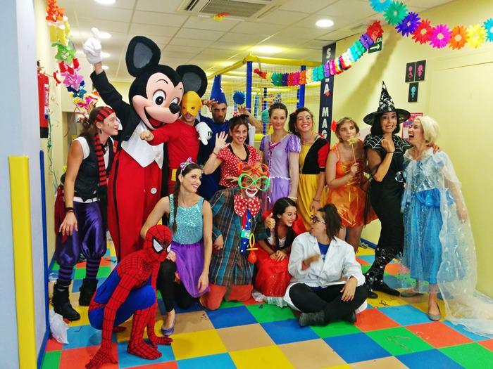 Animaciones para fiestas de cumpleaños infantiles y comuniones en Viveiro