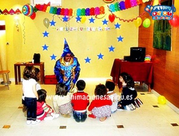 Grandiosas animaciones para Fiestas Infantiles en Villalba