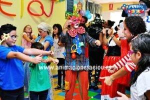 Payasos para fiestas infantiles en Lugo
