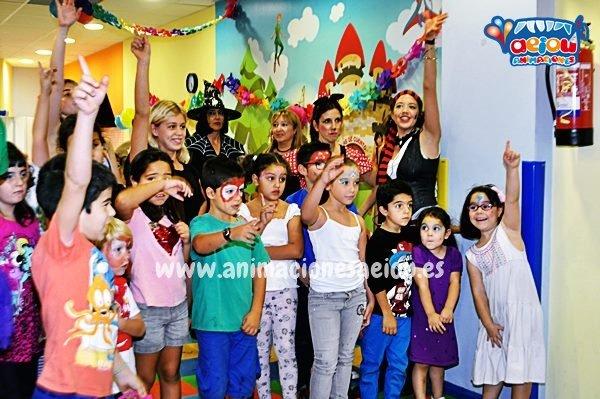 Animadores para fiestas infantiles en Ourense