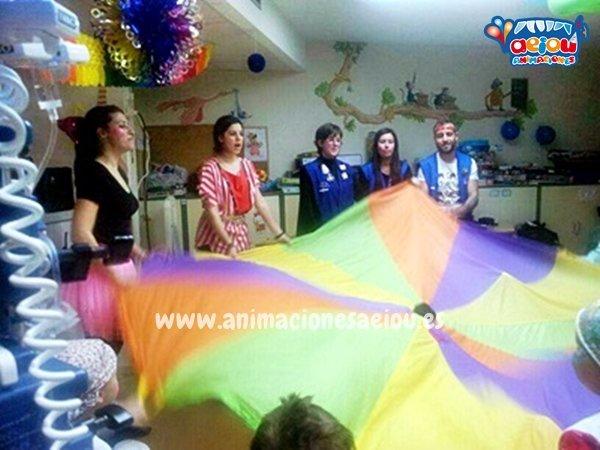 Animadores para fiestas infantiles en Pontevedra