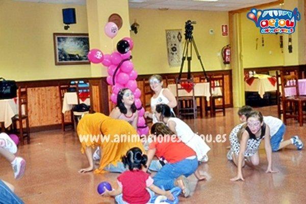 Magos para fiestas infantiles en Vigo