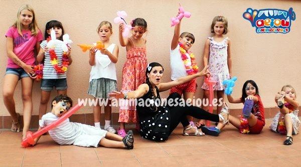 Animadores infantiles en Vigo