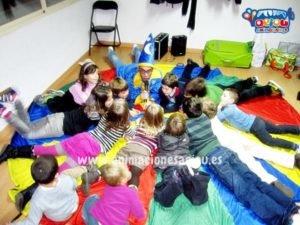 Payasos para fiestas infantiles en Vigo