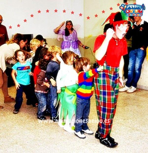Animadores infantiles en Oleiros